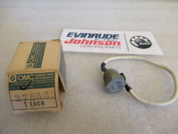 R71 Johnson Evinrude Omc 378333 Rectifier Oem New Factory Boat Parts