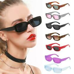 Square Sunglasses Thick Plastic Frames Fashion Stylish For Women Butterfly Style $4.26