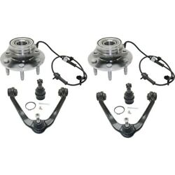 Control Arm Kit For 99-2007 Gmc Sierra 1500 Front Driver And Passenger Side