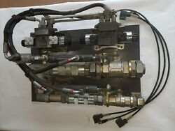 Hydraulic And Electric Air And Water Flushing System / Specialty Drilling / Klemm