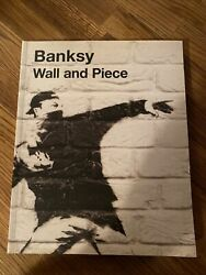 Wall and Piece by BANKSY 2006 Trade Paperback