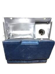 1968 Charger Road Runner Padded Slider Ash Tray Blue Pad And Repainted Oem/used