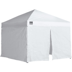 Quik Shade Wall Kit for Straight Leg Canopies 10 ft. x 10 ft.