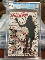 Amazing Spiderman 4 SILK RAMOS VARIANT CGC 9.8