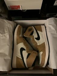 Air Jordan 1 Retro High Og Rookie Of The Year Size 8 Andldquo555088 700andrdquo Brand New
