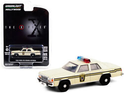 1983 Ford Ltd Crown Victoria Ardis Md Police The X-files 1/64 Greenlight 44900 C