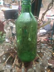 Antique Rare Green Embossed Mountain Dew Bottle Itand039ll Tickle Your Innards