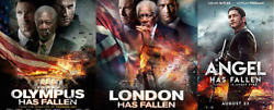 Olympus / London / Angel Has Fallen And Similar 4k/blu-ray/dvd New And Choose