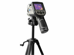 Thermal Imaging Camera 3,5tft Lcd 640x480 ±0,3℃ With Tripod, Black Body,software