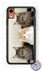 Cat Maine Coon Cute Pet Phone Case Cover For Iphone I12 Samsung A21 Google 4 Lg