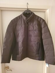 New Essex Down Jacket Olive Green Menand039s Size Xl Msrp 250