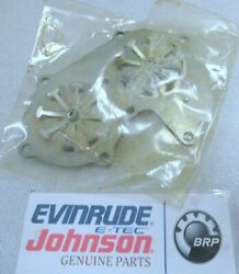 B52 Johnson Evinrude Omc 437712 Leaf Plate Assembly Oem New Factory Boat Part