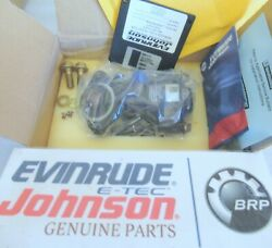 S21 Evinrude 5005197 Starboard Fuel Injector 200 225 250 Hp New Factory Oem Part