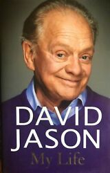 David Jason  Hand Signed  My Life Book  Autograph Only Fools And Horses