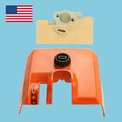 Air Filter And Cover For Stihl Ms290 Ms310 Ms390 029 039 Chainsaw 1127 140 1903