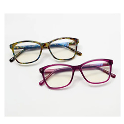 Prive Revaux The Luxe Blue Light Readers Set Of Two Reading Glasses Bluet/mgenta
