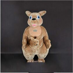 Kangaroo Inflatable Mascot Costume Animal Party Game Dress 2.6m Suit Xmas Easter