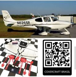 Sunshield And Cowl Plugs For Aircraft - Cirrus Sr20 / Sr22