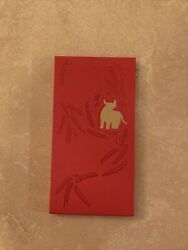Hermandegraves Hermes Chinese New Year Red Envelopes 2021 Year Of Ox Limited Edition