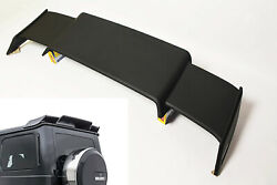 G-wagon New Brabus Style Rear Roof Spoiler Fits Mercedes W463 G-class Till 2018