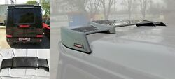 G-wagon New Brabus Style Carbon Rear Roof Spoiler Fits W463 G-class Till 2018