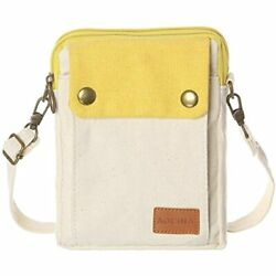Mini Crossbody Cell Phone Purses Wallet Multiple Pockets And Zippers Small Bags $20.48