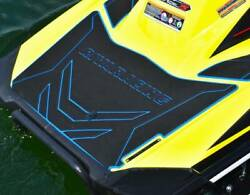Riva Rear Traction Mat Gp1800 Blue And Black