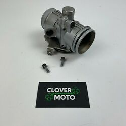 Used Bmw R1150r 01and039 74/45/110 Bing Right Carburetor / Throttle Housing