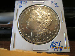 1879 S Rev And03978 Morgan Dollar Mint State +++++