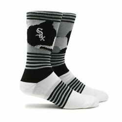 ⚾️ Chicago White Sox Mlb Camo Socks Pkwy Youth Size 1-6 Women's Size 3-8 New ⚾️