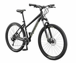 Mongoose Switchback Expert Adult Mountain Bike 18 Speeds 27.5-inch Wheels Wom