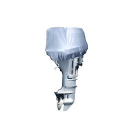 Trailerable Outboard Boat Motor Engine Storage Cover Fits Up To 15 Hp