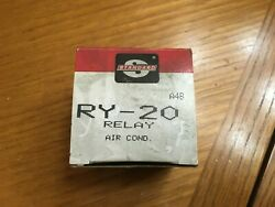Standard Motor Air Conditioner Relay Ry-20 Gm Chevy Buick Olds Pontiac
