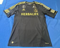La Galaxy 2012-13 Away 23 Beckham Size L Player Issue Formotion New With Tags