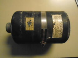 Bendix Roll And Pitch Gyro Unit As Removed From T-37 Aircraft P/n 14125-1a