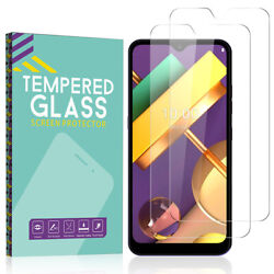For Lg K22 K32 K22+ Plus Premium Hd Clear Tempered Glass Screen Protector Cover