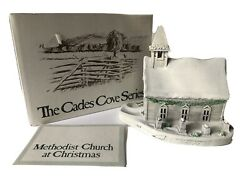 National Heritage Gallery Cades Cove Series Methodist Church At Christmas Mib