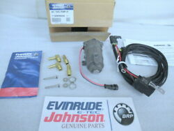 P8 Johnson Evinrude Omc 5009834 Fuel Pump Kit Assembly Oem New Factory Boat Part