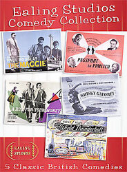 Ealing Studios Comedy Collection [the Maggie / A Run For Your Money / Titfield T