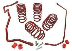 Eibach Pro-system-plus Pro-kit Springs, Shocks And Sway Bars For Ford Mustang 2