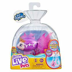 Little Live Pets Lil' Dippers - Water Activated Unboxing - Seaqueen