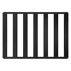 For Jeep Cherokee 1984-2001 Arb Base74 Roof Cargo Basket Kit