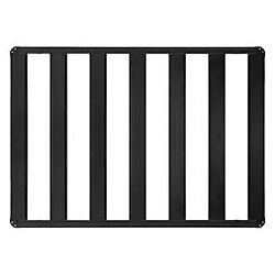 For Jeep Cherokee 1984-2001 Arb Base73 Roof Cargo Basket Kit
