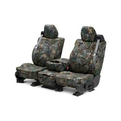 For Hyundai Tucson 16-18 Caltrend Camouflage 1st Row Hunter Custom Seat Covers