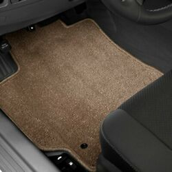 For Ford F-150 87-91 Floor Mats Super Plush Auto Mat Carpeted 1st And 2nd Row