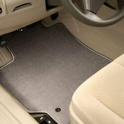For Scion Tc 11-16 Carpeted 1st And 2nd Row Oak Floor Mats