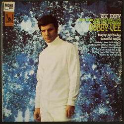 Bobby Vee Just Today Liberty 12 Lp 33 Rpm