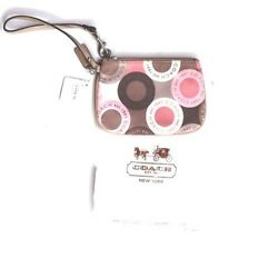 BRAND NEW LADIES LEATHER COACH WRISTLETS FREE SHIPPING WORLDWIDE $48.00