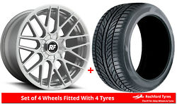 Alloy Wheels And Tyres 17 Rotiform Rse For Toyota Bb [mk1] 00-05