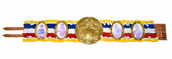 Sylvester Stallone Autographed Rocky Balboa Championship Belt Asi Proof